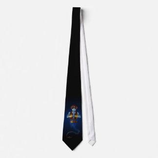 Lazo mágico de los genios de la lámpara (1 lado) corbatas