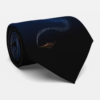 Lazo mágico de los genios de la lámpara corbatas