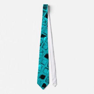 Lazo metálico brillante de los espejos del diamant corbatas personalizadas
