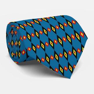 Lazo moldeado de los diamantes corbata personalizada