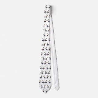 Lazo que se encrespa corbata