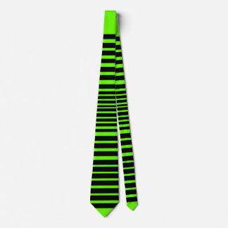 Lazo salvaje de la raya (cal loca) corbata personalizada