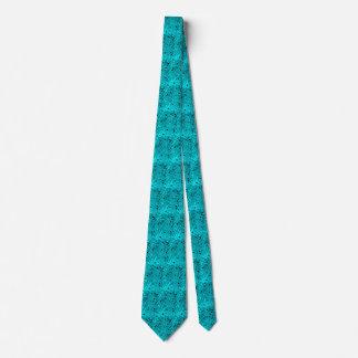 Lazo tejado espejos metálicos brillantes del corbatas personalizadas