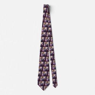 Lazo tentado corbata