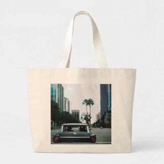 LBC - Long Beach, California Bolsa Lienzo