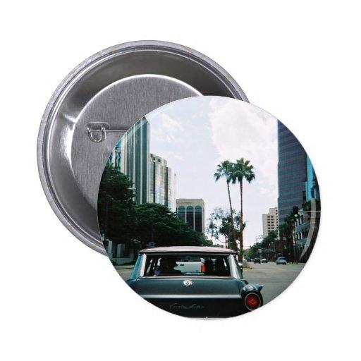 LBC - Long Beach, California Pin