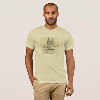 LDS y citas de la biblia con la camiseta del