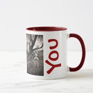Le amamos taza del día de madres de las fotos de