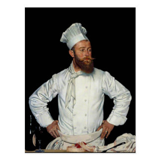 Le Chef por Orpen Postal