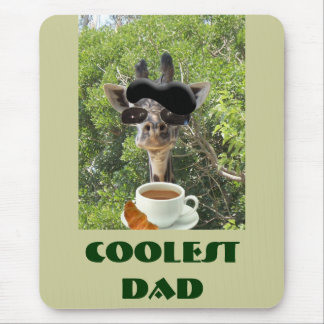 Le Cool Dad Alfombrilla De Ratón