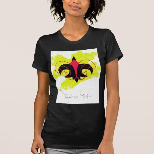 Le Fleur Graffiti Camisetas
