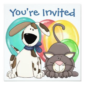 ¡Le invitan! por SRF Invitación 13,3 Cm X 13,3cm