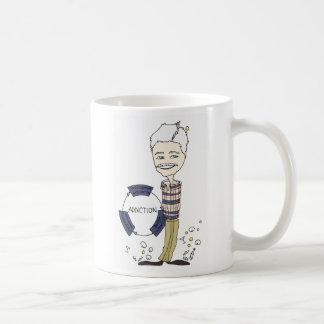 Le Koob, Le Neuron Mug Taza De Café