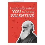 Le selecciono naturalmente ser mi tarjeta del día
