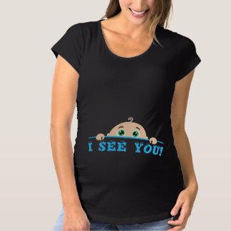 Le veo camiseta de premamá