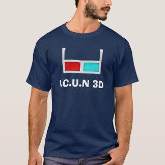 LE VEO EN 3D CAMISETA