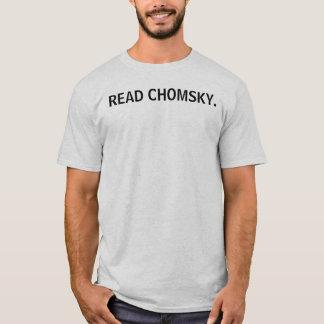 LEA CHOMSKY. CAMISETA