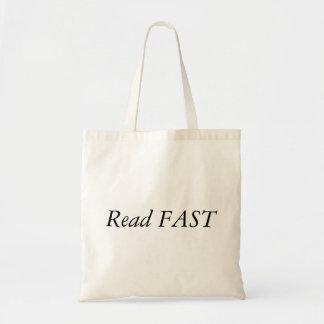 Lea la bolsa de asas rápida