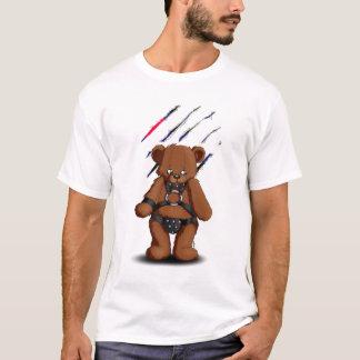 Leather Gay bear Camiseta