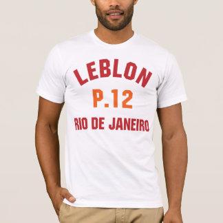 Leblon Posto 12 Río de Janeiro Camiseta