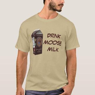 Leche de los alces de Matanuska Camiseta