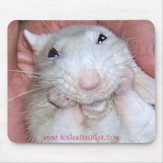 Lector Mousepad del roedor Alfombrilla De Ratón