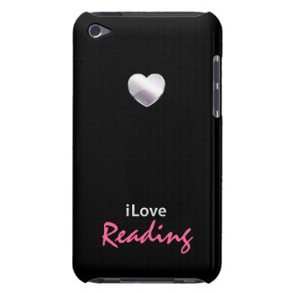 Lectura linda iPod touch Case-Mate carcasa