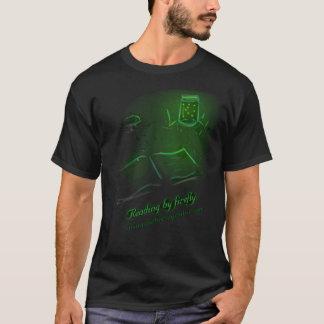 Lectura por la luciérnaga - hombres camiseta