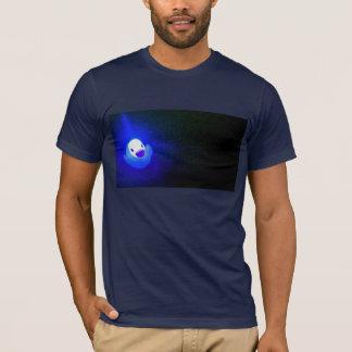 LED azul Duckie Camiseta