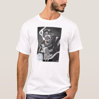 Lee Marvin, la una camiseta salvaje
