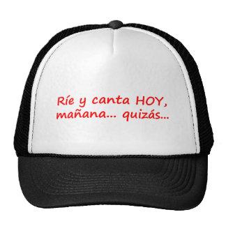 legado 17. de para de los frases gorras de camionero