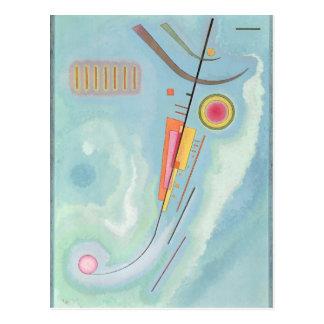 Leger, arte abstracto, 1930 postal
