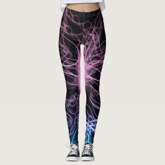 Legging Abstracto
