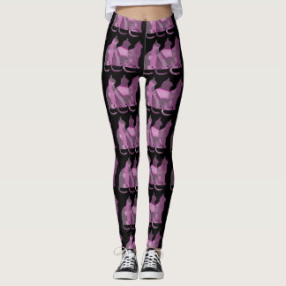 Leggings 3 polainas de los gatos