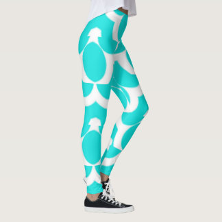 Leggings Acuarios