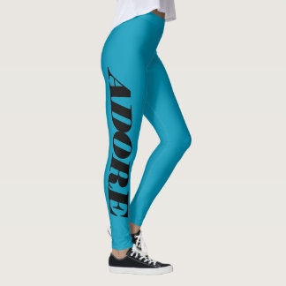Leggings Adore las polainas