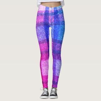 Leggings Arco iris de las polainas
