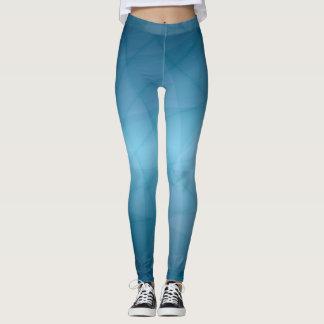 Leggings Azul