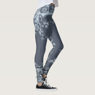 Leggings Azul de Inspirit
