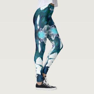 Leggings Azul de Kenna