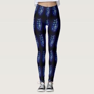 Leggings Azules