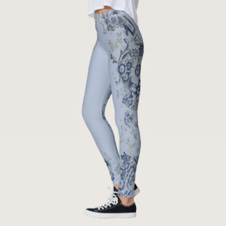 Leggings Bancos de la margarita