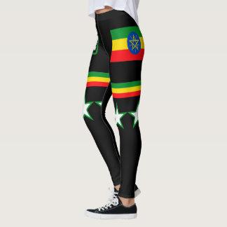 Leggings Bandera de Etiopía