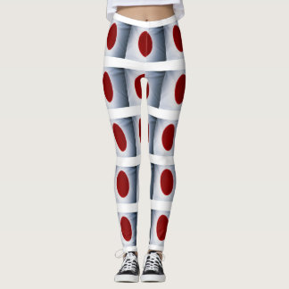 LEGGINGS BANDERA JAPONESA
