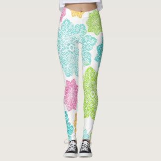 Leggings Batik