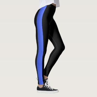 Leggings Blue Line fino