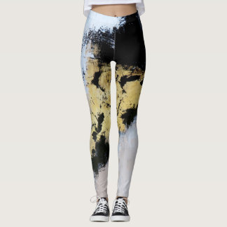 Leggings Campos del oro