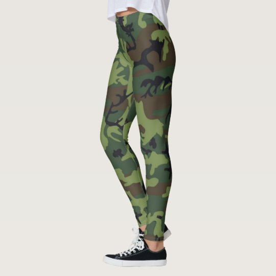 Leggings Camuflaje