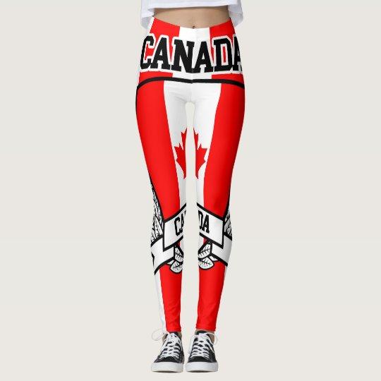 Leggings Canadá