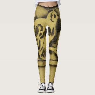 Leggings Canario amarillo